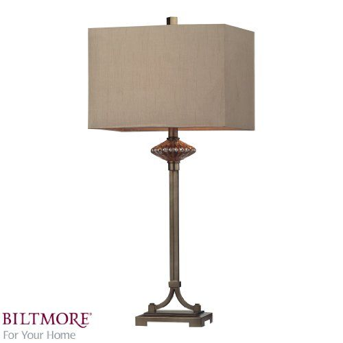 DIMOND LIGHTING D2408 CEDARVILLE TABLE LAMP, ANTIQUE GOLD/AMBER ANTIQUE  - Click image twice for more info - See a larger selection of traditional table lamps at http://tablelampgallery.com/product-category/traditional-table-lamps/  - home, home decor, lightning, gift ideas, lamp.