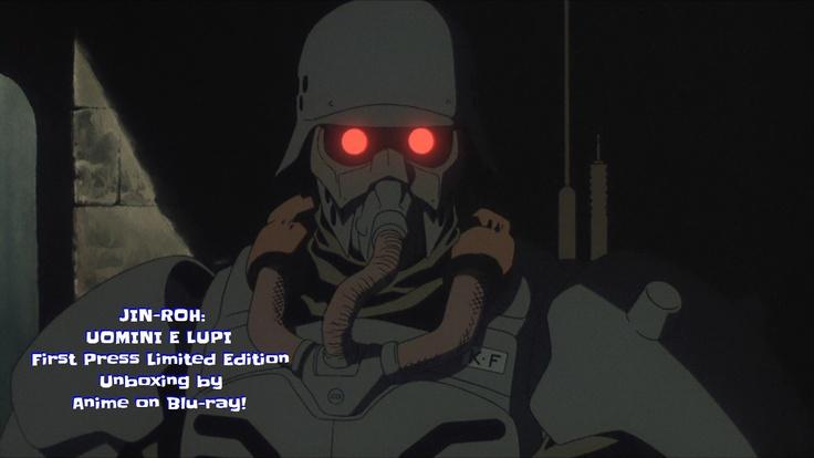 Jin-Roh: Uomini e lupi - First Press Limited Edition [BD IT] * Nuovissimo video unboxing per Anime on Blu-ray!, questa volta dedicato alla prima stampa a tiratura limitata di Jin-Roh: Uomini e lupi, lungometraggio animato di Hiroyuki Okiura, recentemente ristampato da Yamato Video, e per l'occasione in Blu-ray disc alta definizione.   In attesa di gustarvi una corposa gallery fotografica, iniziate a vedere il nostro unboxing.