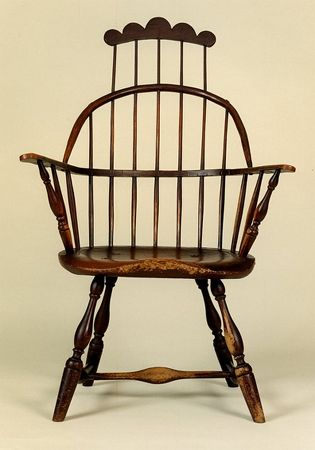 Painted triple back windsor armchair Connecticut  circa 1780 Private  collection   Antique ChairsVintage. 160 best ANTIQUES AMERICAN images on Pinterest   Antique furniture