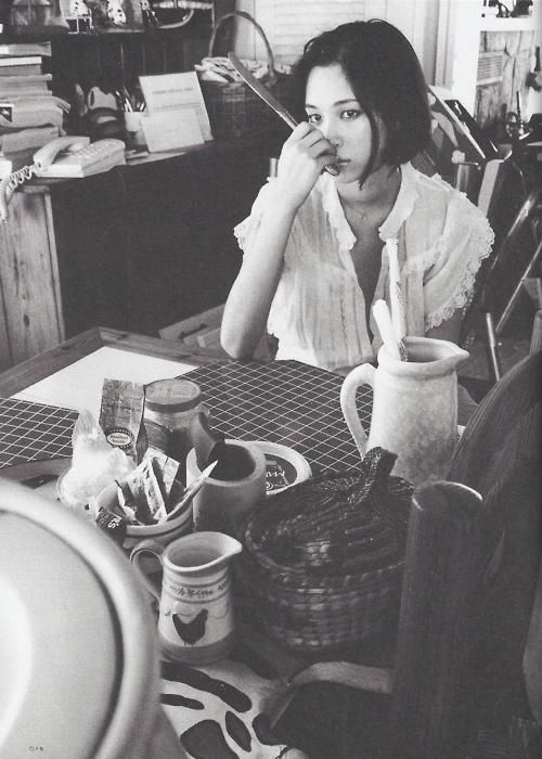 Scans from Kiko's Photobook