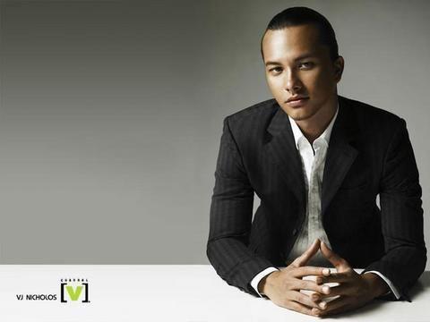 Nicholas Saputra - Channel V Vj from Indonesia