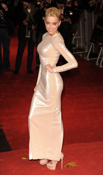Amber Heard's 25 Best Looks - Style Crush: Amber Heard on the Red Carpet- StyleBistro