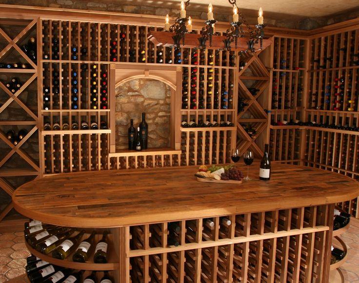 Wine CellarCafes Restaurantes Bar, Bar Wars, Decor Ideas, Wine Collector, Home Decor, Extreme Happy, Wine Room, Wine Cellars, Man Caves