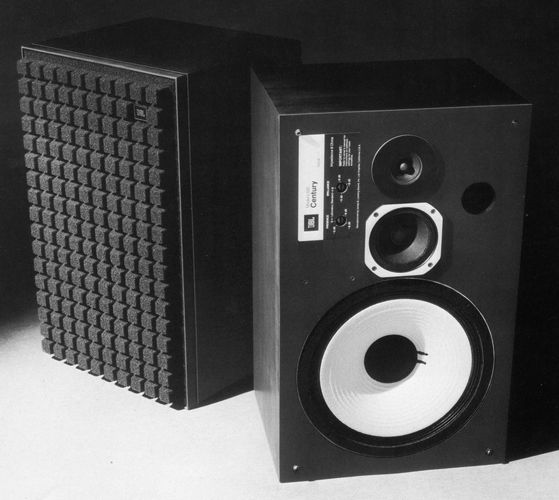 JBL L100 Century 1972 - 1973 - 1974 | VINTAGE SPEAKERS ...