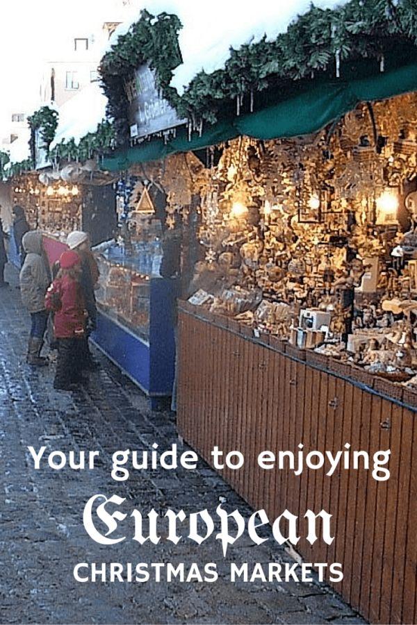 Guide to European Christmas market