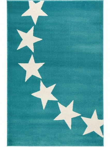 teppich avalon stars blau mode jugendzimmer m dchen. Black Bedroom Furniture Sets. Home Design Ideas