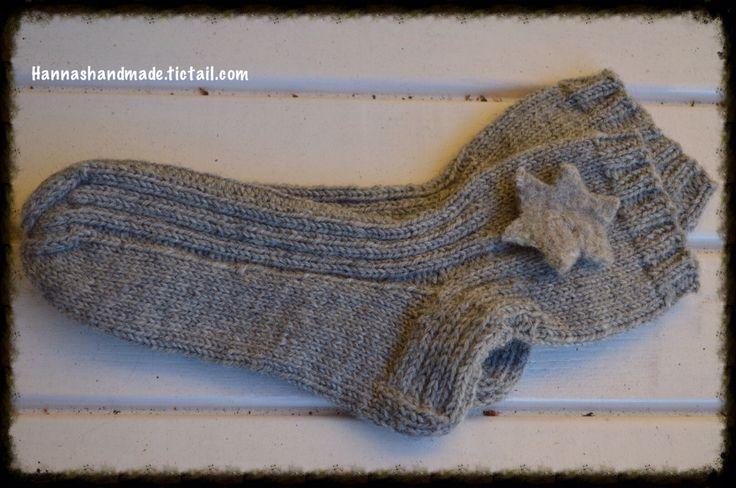 Grey #handmade#starsocks #forsale #webshop #winteriscoming #warmlegs #handmade #madeinfinland