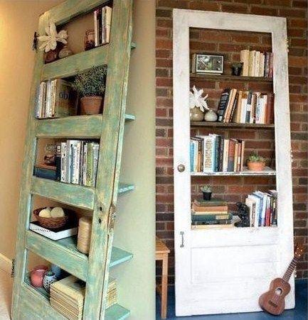 1000 id es sur le th me objets d tourn s sur pinterest fen tres vintage ve - Restaurer une vieille porte en bois ...