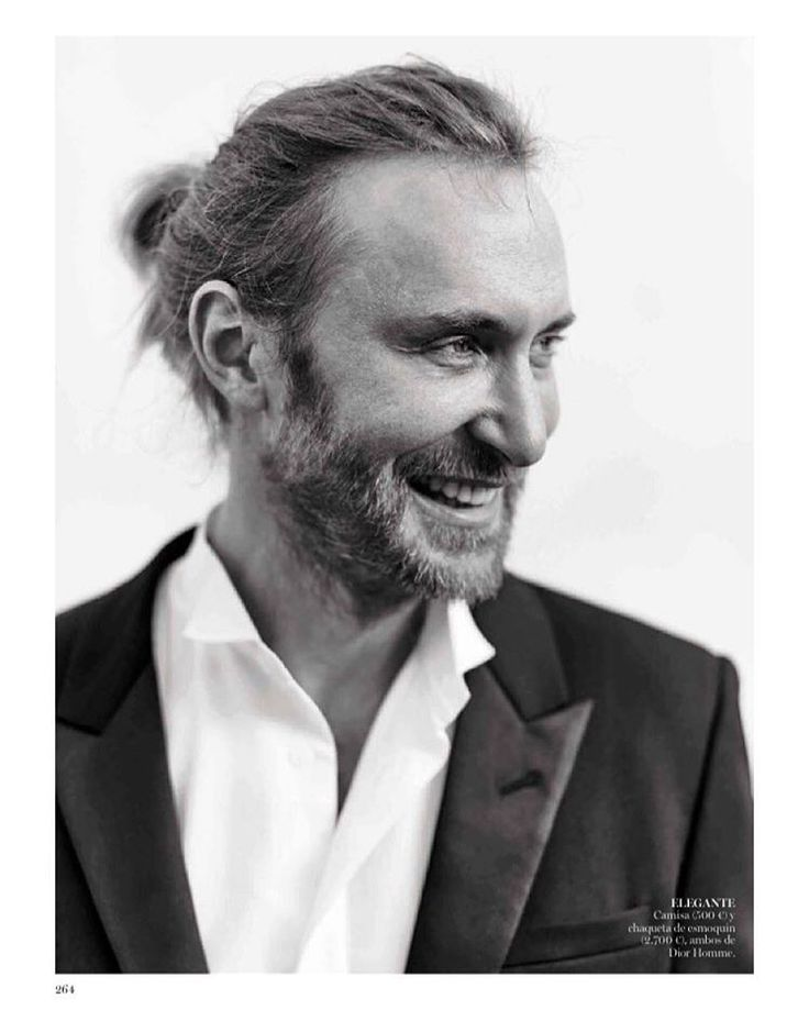 David Guetta, Vogue Spain, Summer 2015.