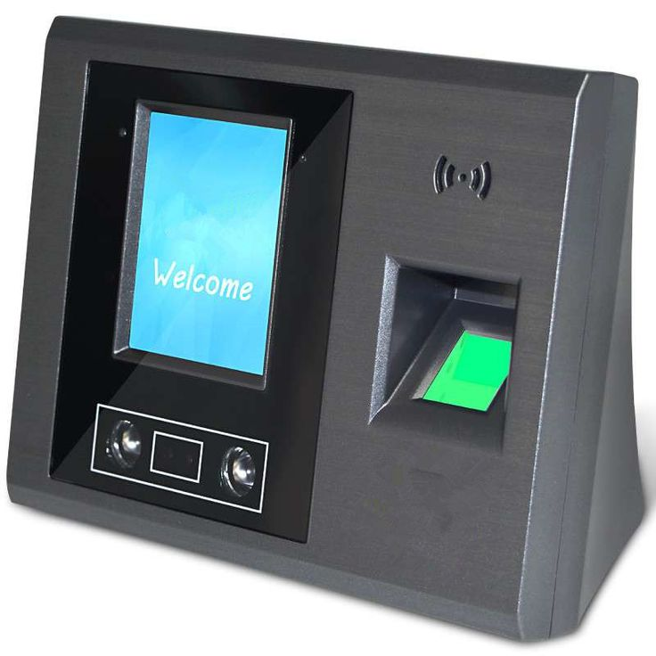 Touch Screen Fingerprint Free SDK Linux OS Face Recognition & Biometric time attendance system