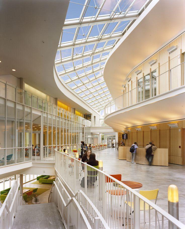 Smith College Campus Center, Northampton, Massachusetts | Weiss Manfredi