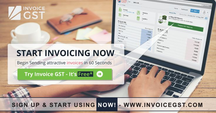 Invoice #GST - Now Invoicing will be FUN! Experience a New Era of - invoice com