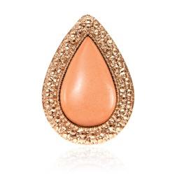 Samantha Wills Bohemian Bardot Ring Apricot/Rose Gold