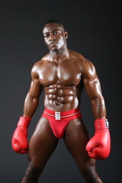 Muscular Black Gays 67
