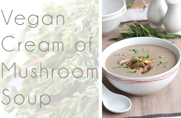 ... | Cream Of Mushrooms, Mushroom Soup and Mushroom Soup Recipes