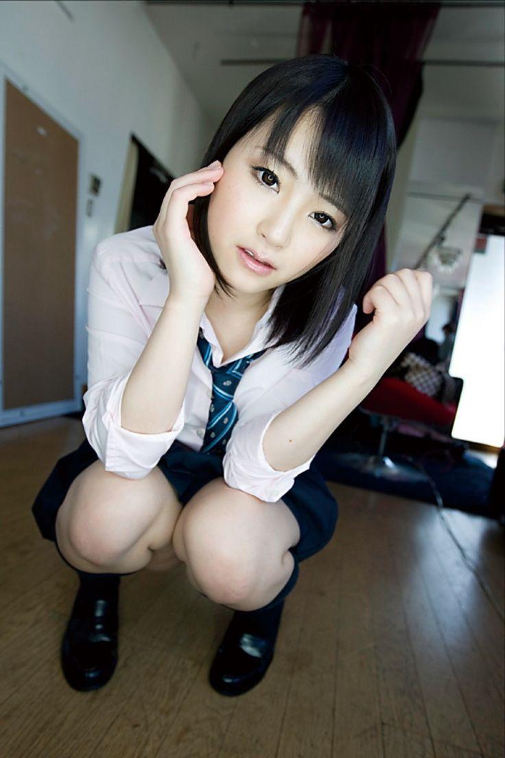 Cute tsuna kimura eats cum 6