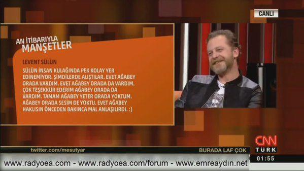 """Nurdan Düz on Twitter: """"@mesutyar @sulunlevent @buradalafcok burada programından levent abi harika bir sohbet  https://t.co/kiNInzVjoC"""""""