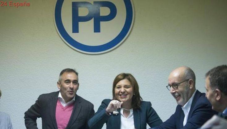 Isabel Bonig afirma que el PP ya pidió perdón por la corrupción en el partido