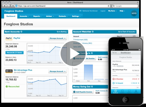 Online Accounting Software. Free Trial, Free Support | Xero Accounting Software