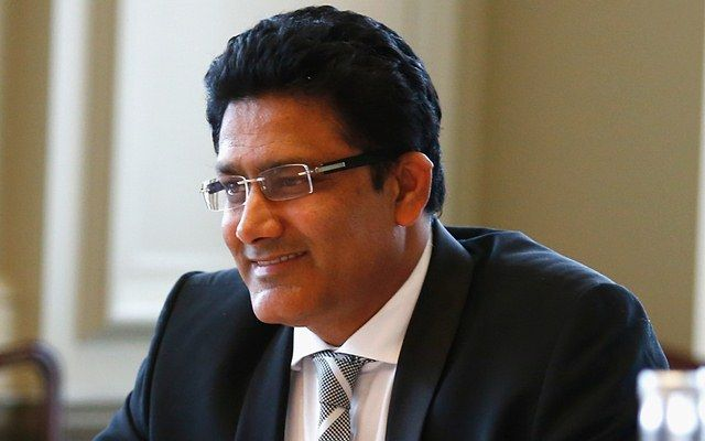 Anil Kumble anointed as Coach of the Year