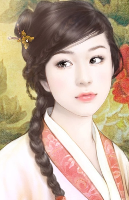Chinese Hairstyle Mesmerizing 388 Best Ancient Chinese Costume Art Images On Pinterest  Asia