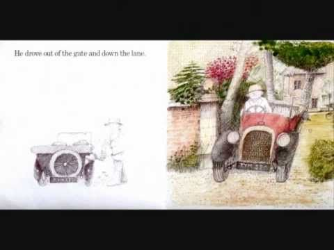 Mr Gumpy's Motor Car by John Burningham - YouTube