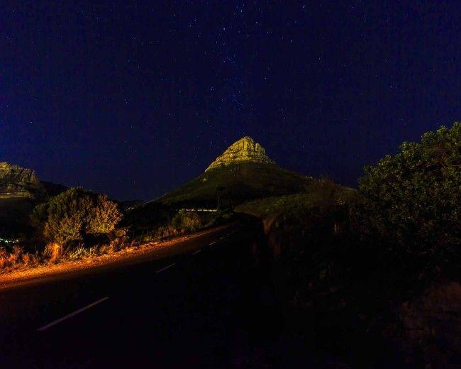 Devils Peak, Cape Town, South Africa