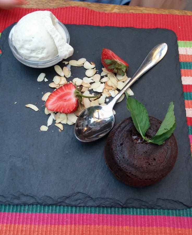 Lava cake Riviere