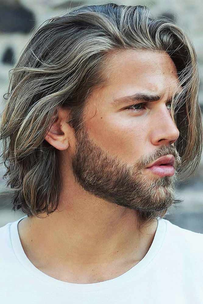 95 Trendiest Mens Haircuts And Hairstyles For 2020 Lovehairstyles Com Mens Hairstyles Long Hair Styles Men Haircuts For Men