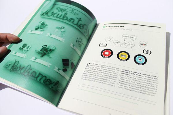 You Will Be Ne(x)t - Book di Presentazione by Gianluca Malimpensa, via Behance