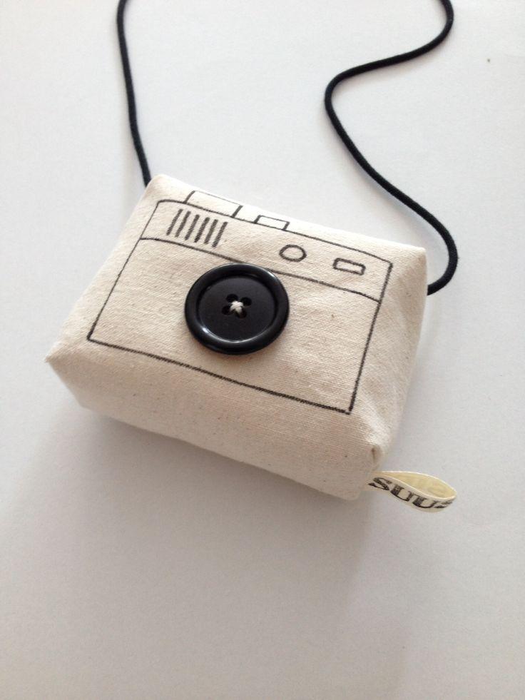 Suussies kidscamera camera stoffencamera