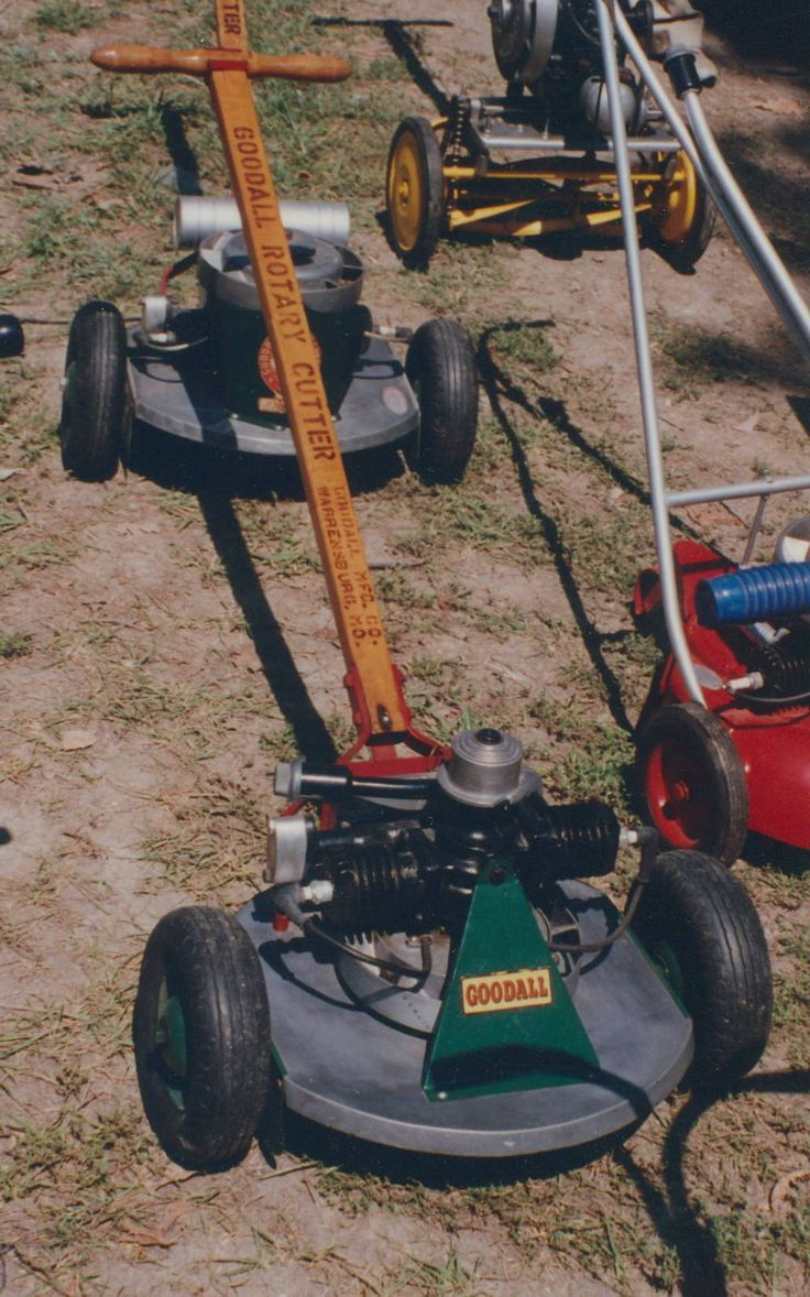 Collecting Vintage Lawn Mowers Ope Tractors And Earth Funyiro