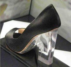 Cinderella wears Prada