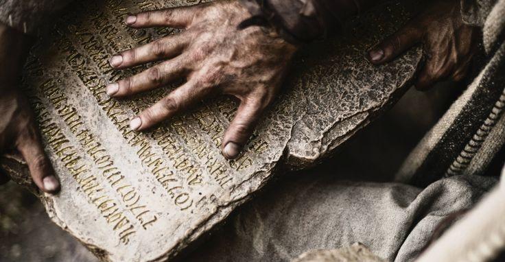 """The Bible"" on the History Channel - soundtrack giveaway @ encouragingbeautifulmotherhood.com"