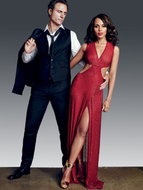Kerry & Tony in EW's Fall TV Preview! Beliskner edit