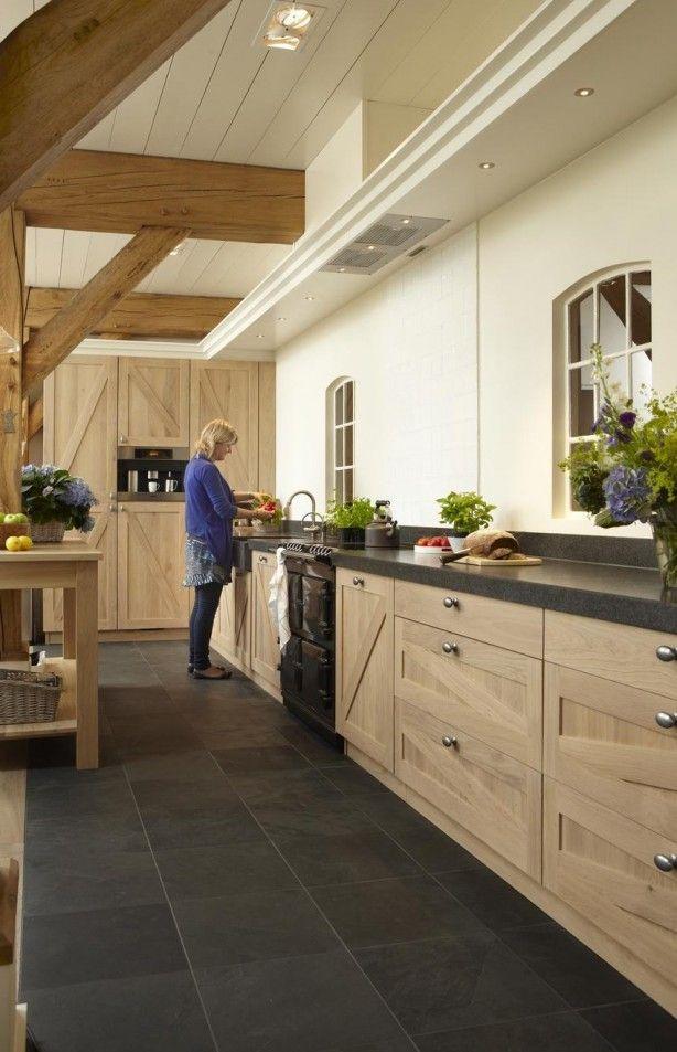 tegels in combinatie met keuken