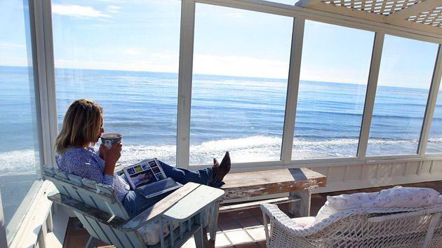 Rachel Ashwells Shabby Shack In Malibu Home Shabby