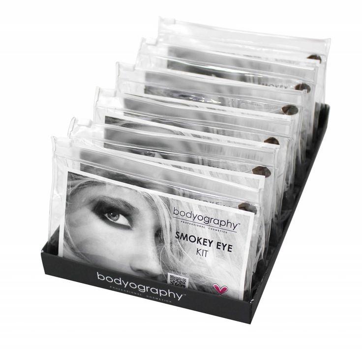 HAIR 2 GO - Bodyography - Smokey Eye Kit, $30.00 (http://www.hair2go.com.au/bodyography-smokey-eye-kit/)