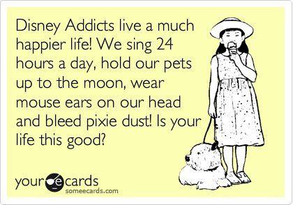 disney addicts do it best.