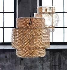 Bildergebnis für ikea rattan lampe