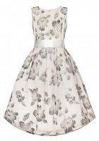 SUKIENKA W KWIATY - Buy4Kids - sukienki dla dziewczynek