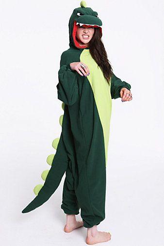 costume de dinosaure 69,00 € urban outfitters