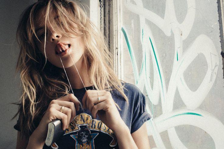 http://victoriassecre-t.blogspot.gr/ Behati for So It Goes | Victoria's Secret Models