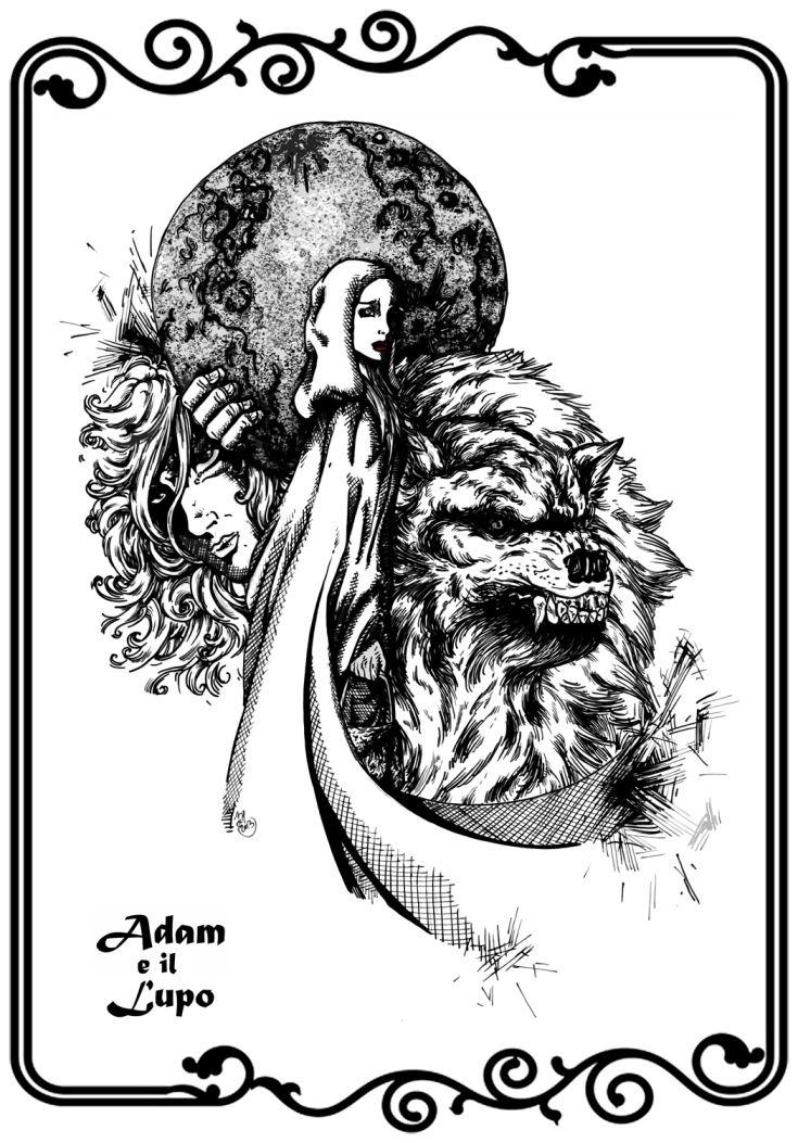 Adam e il Lupo [https://www.amazon.it/Nel-nome-Grimm-Rose-Deserto-ebook/dp/B01IK76EHC/ref=sr_1_1?s=digital-text&ie=UTF8&qid=1468673559&sr=1-1&keywords=nel+nome+dei+grimm] #NelNomeDeiGrimm #immortalità #vampiri #licantropi #streghe #grimm #leggenda #mito #favola #fantasy #franzful