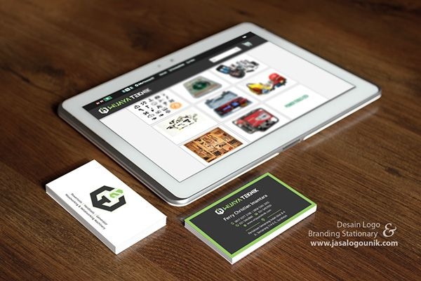 Wijaya Teknik | Desain Logo & Branding Stationary on Behance