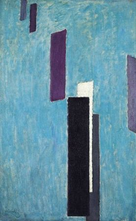 Plans verticaux - 1911-1912. Franz Kupka was a Czech painter and graphic artist. He was a pioneer and co-founder of the early phases of the abstract art movement and Orphic cubism (Orphism). Kupka's abstract works arose from a base of realism, but later evolved into pure abstract art.