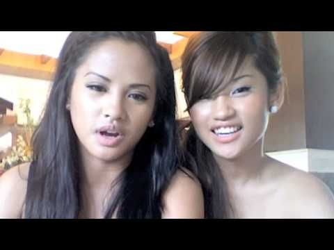 Elise and Emmalyn Estrada in the PHILIPPINES!!!