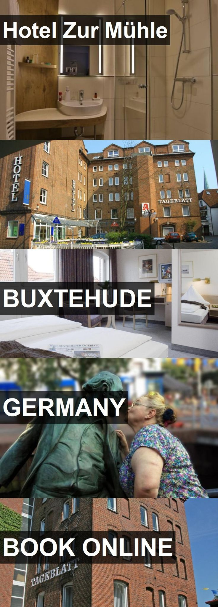 Hotel Zur Mühle in Buxtehude, Germany. For more information, photos, reviews and best prices please follow the link. #Germany #Buxtehude #travel #vacation #hotel
