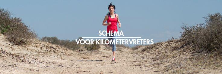 hardloopschema run2day halve marathon