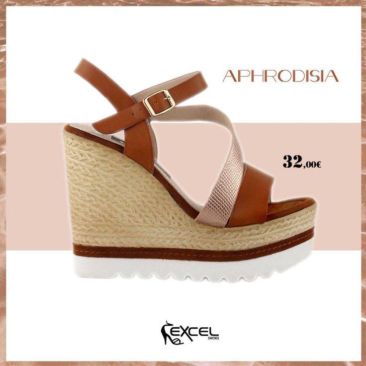 The aphrodisiac platfrom!!! Aprodisia-->34,99€ 🚚 Δωρεάν μεταφορικά για Ελλάδα #excelshoes #ss17 #spring #ss2017 #shoes #women #womenfashion #fashion #fashionista #shoelovers #platforms #style #thessaloniki #papoutsia #gunaika #παπουτσια #moda #heels #outfit #springmood #skg #musthave